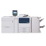 Xerox Color C75 Press with Xerox Color C75 EFI Fiery Controller