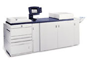DocuColor 5252 Digital Color Press with Xerox DocuSP DSP6000
