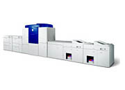 Xerox iGen3 Digital Production Press with Xerox CX Print Server, Powered by Creo